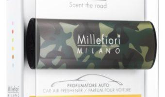 Parfumul unisex Millefiori Icon Grape Cassis parfum pentru masina Animalier – Informatii si Pret