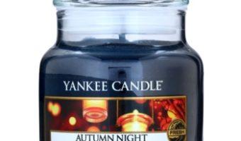 Parfumul unisex Yankee Candle Autumn Night lumânare parfumată 105 g Clasic mini – Informatii si Pret